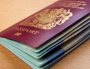 RFID, epassport, personal data, identify theft