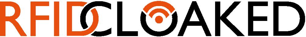 Logo RFID Cloaked RFID icon shielded