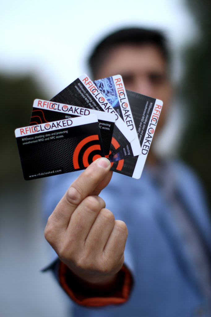 RFID and NFC Blocking cards