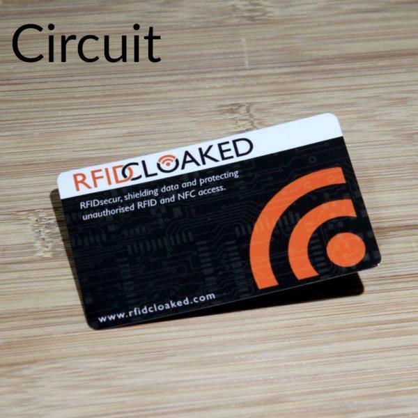 RFID Blocking Card Pack, RFIDsecur