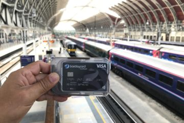 London Underground station commuters shielded commuter wallet